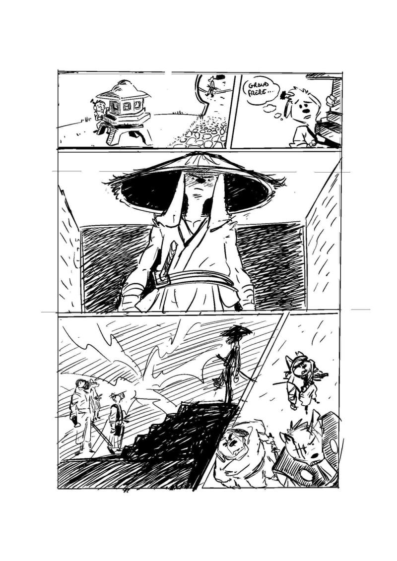 le sketchbook de yajirobe ! - Page 2 Story138