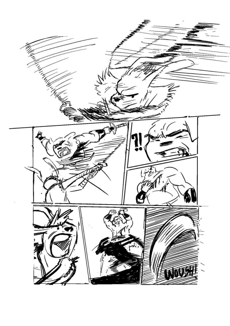 le sketchbook de yajirobe ! - Page 2 Story141