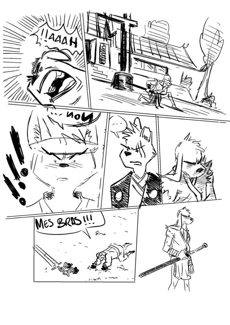 le sketchbook de yajirobe ! - Page 2 Story143