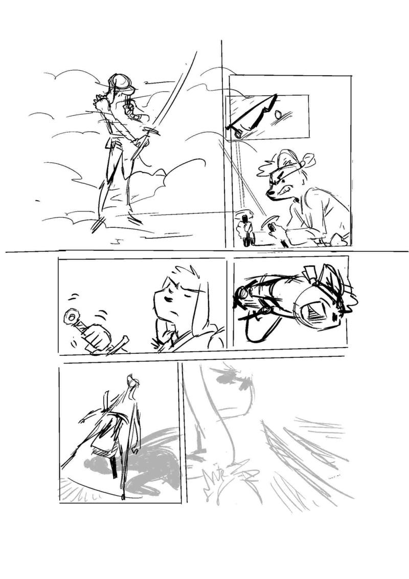 le sketchbook de yajirobe ! - Page 2 Story146