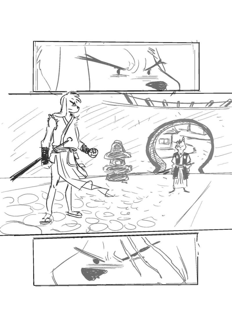 le sketchbook de yajirobe ! - Page 2 Story149