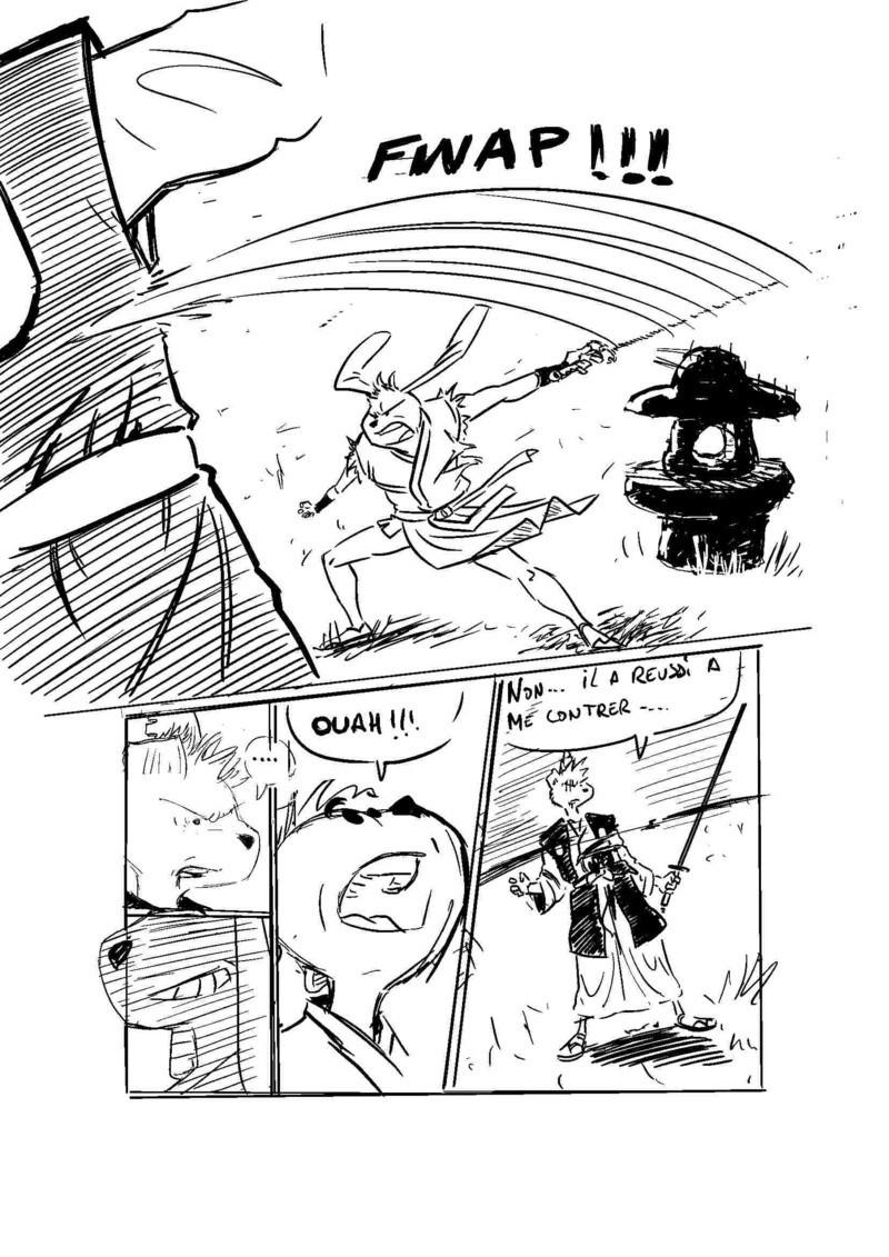 le sketchbook de yajirobe ! - Page 2 Story151