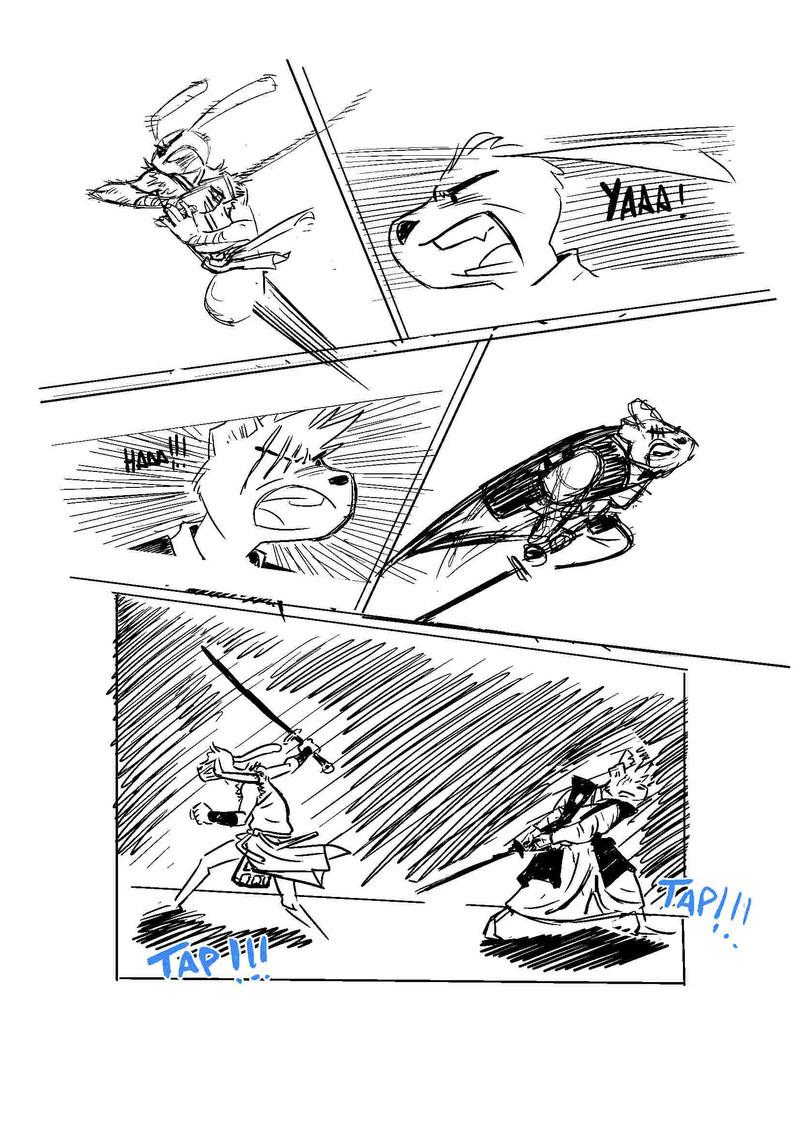 le sketchbook de yajirobe ! - Page 2 Story153