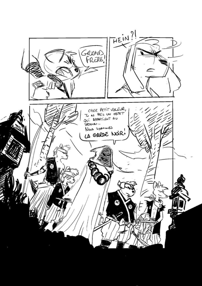 le sketchbook de yajirobe ! - Page 2 Story155