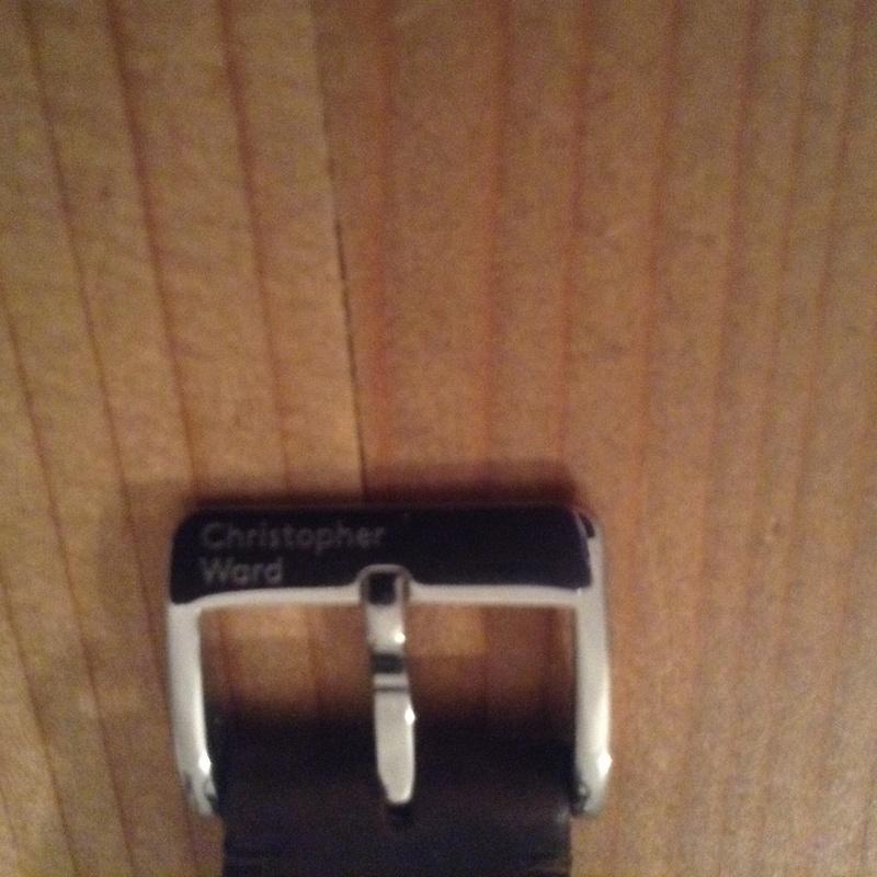 ward - Christopher Ward C65 ou Tissot visodate  Image12