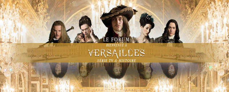 Bienvenue A Versailles: sérieTV&Histoire