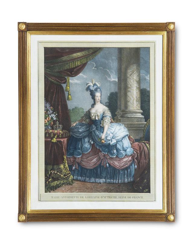 A vendre: gravures Marie-Antoinette et XVIIIe siècle - Page 3 15198110
