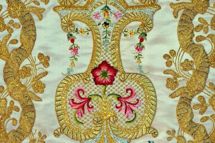 Une robe de Marie-Antoinette au musée de la Visitation 20867311