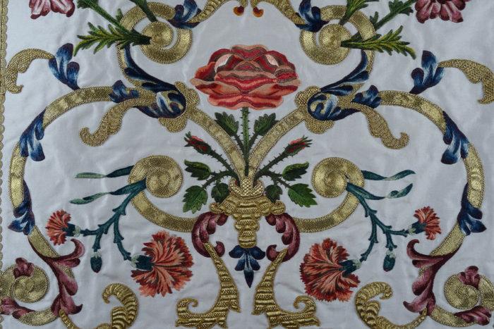 Une robe de Marie-Antoinette au musée de la Visitation 20867312