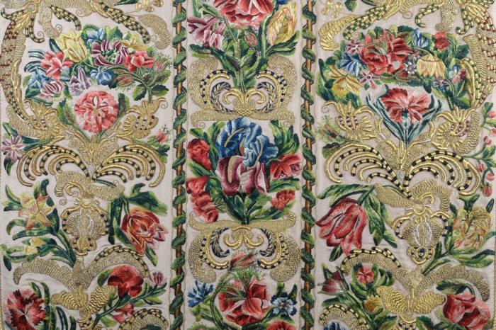 Une robe de Marie-Antoinette au musée de la Visitation 20867314