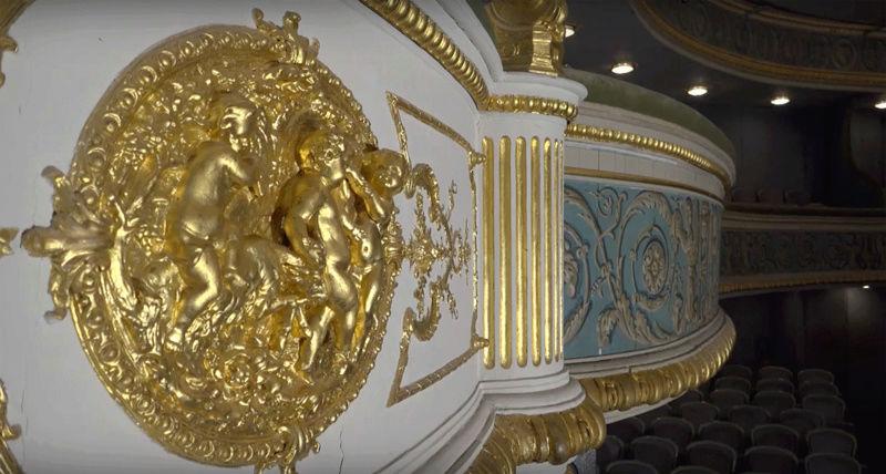 18 novembre 1777: Louis XVI inaugurait le «Montansier» Versai12
