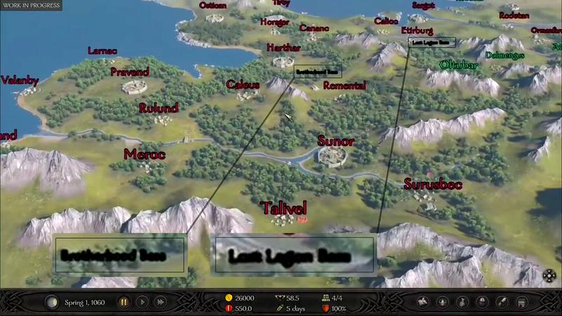 Diario semanal de desarrollo de Bannerlord 10: BATTANIA B10