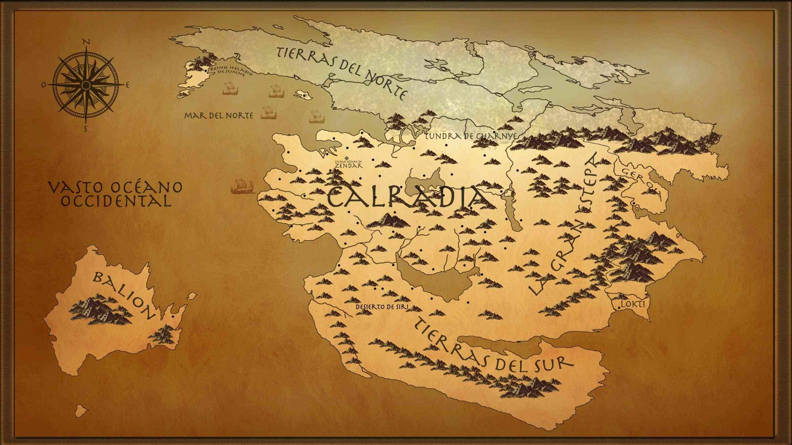 Calradia - Historia Universal Mapaca10