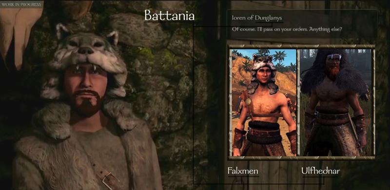 Diario semanal de desarrollo de Bannerlord 50: Enciclopedia Calrádica Npc-ba10