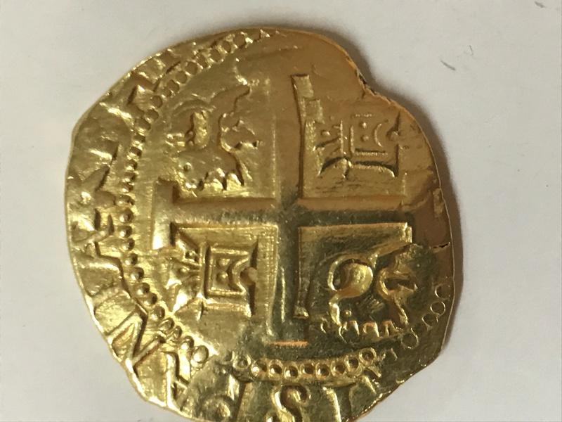 Moneda de Oro Img_9610