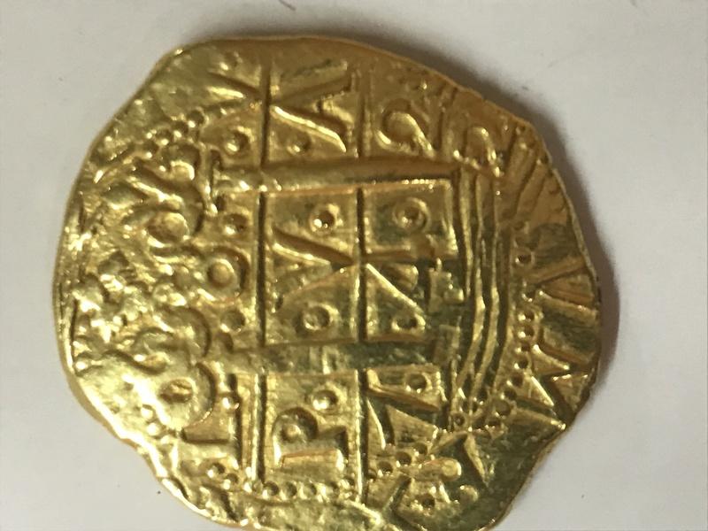 Moneda de Oro Img_9611