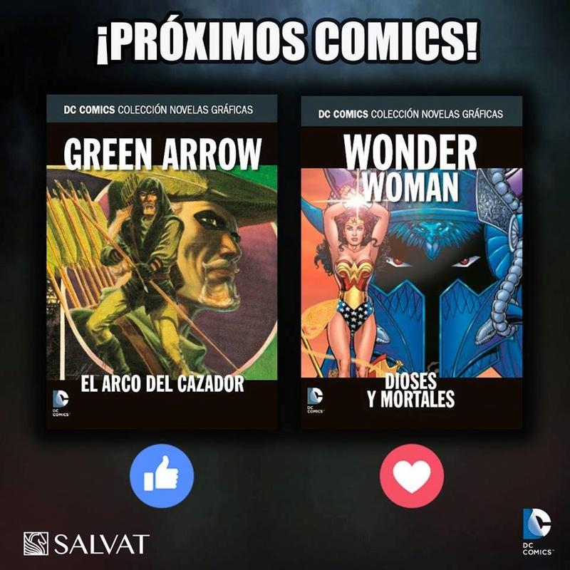 201 - [DC - Salvat] La Colección de Novelas Gráficas de DC Comics  22549810