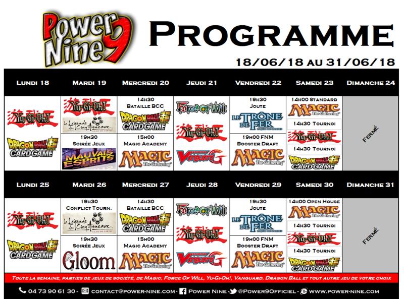 Programme des events du 18/06/18 au 01/07/18 P9_pla12