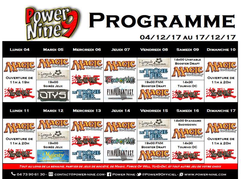 Programme des events du 04/12/17 AU 17/12/17 P9_pla13