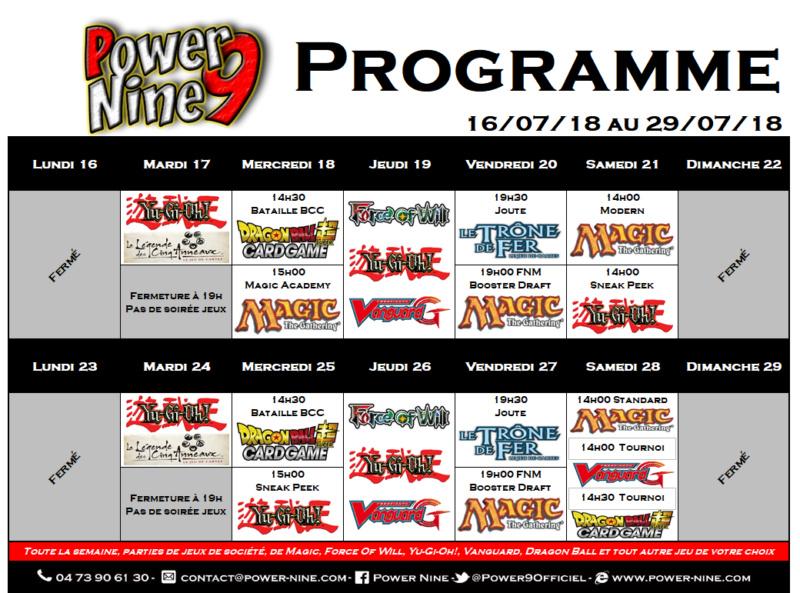Programme des events du 16/07/18 au 29/07/18 P9_pla16