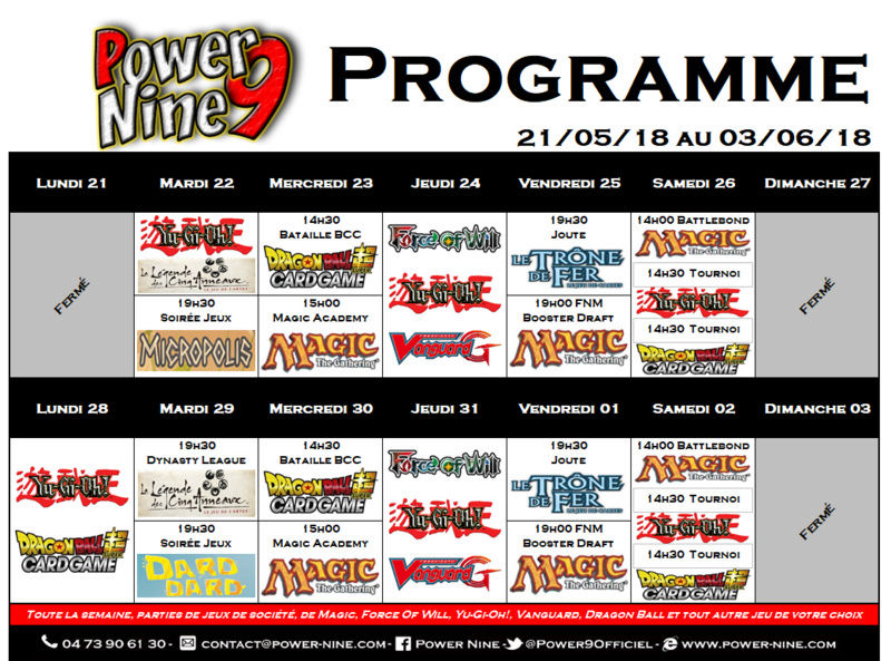Programme des events du 21/05/18 au 03/06/18 P9_pla28