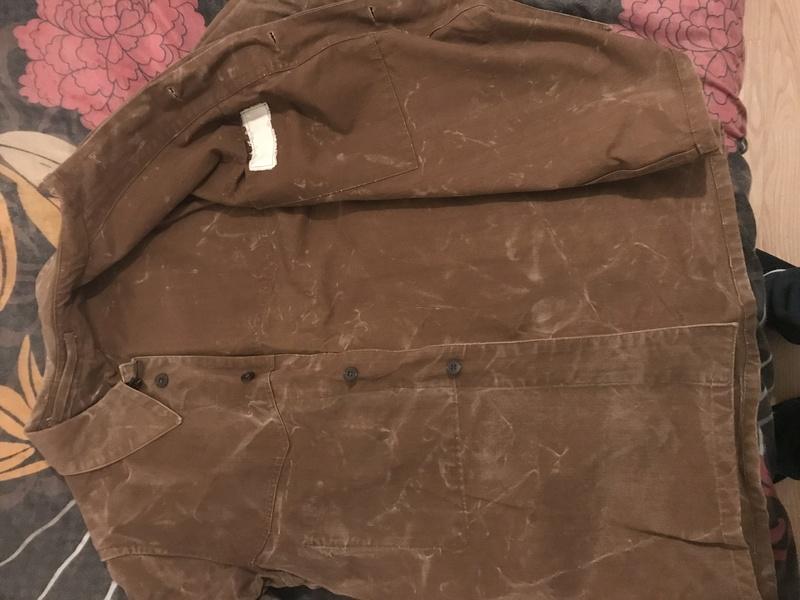 Canadienne + veste et pantalon  34df4f10