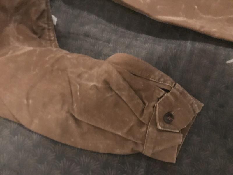 Canadienne + veste et pantalon  4a5b0f10