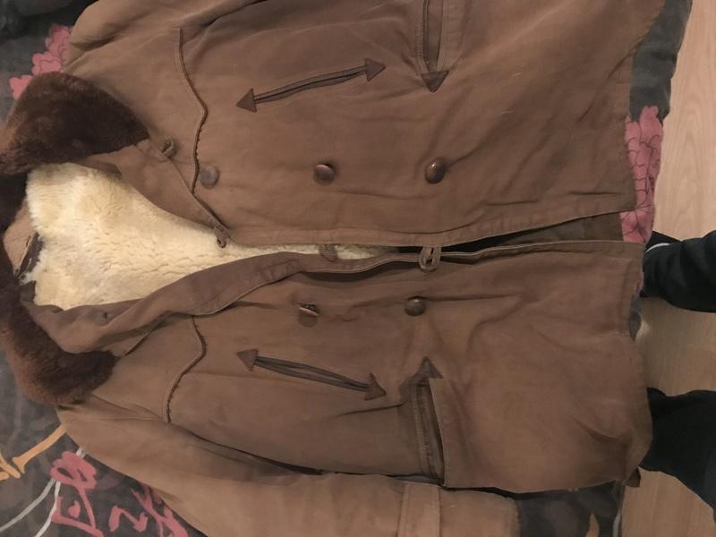 Canadienne + veste et pantalon  65dd4f10
