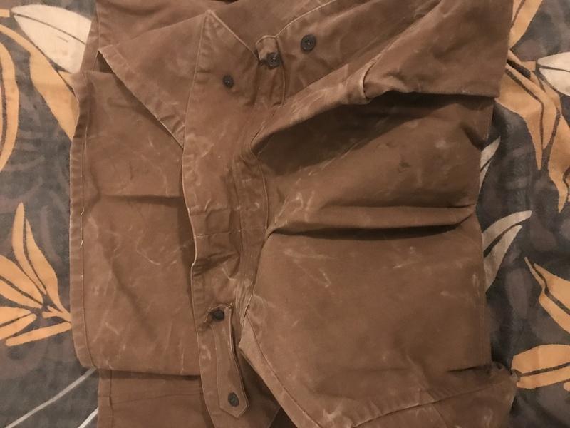 Canadienne + veste et pantalon  75d1ce10