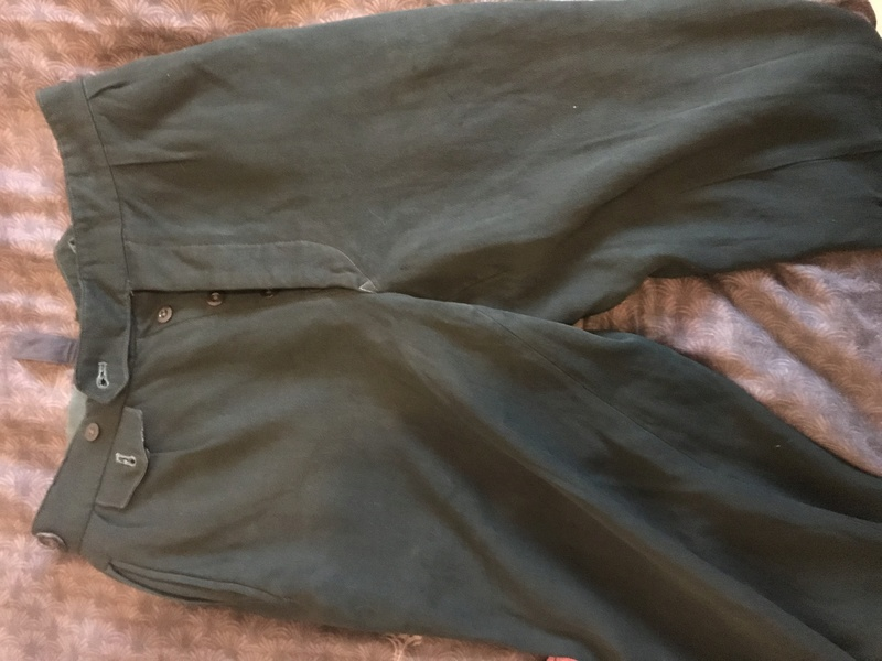 Pantalon type allemand 78c3ef10
