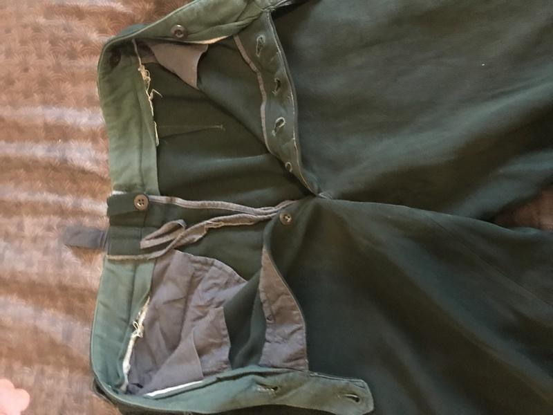 Pantalon type allemand 93ea9510