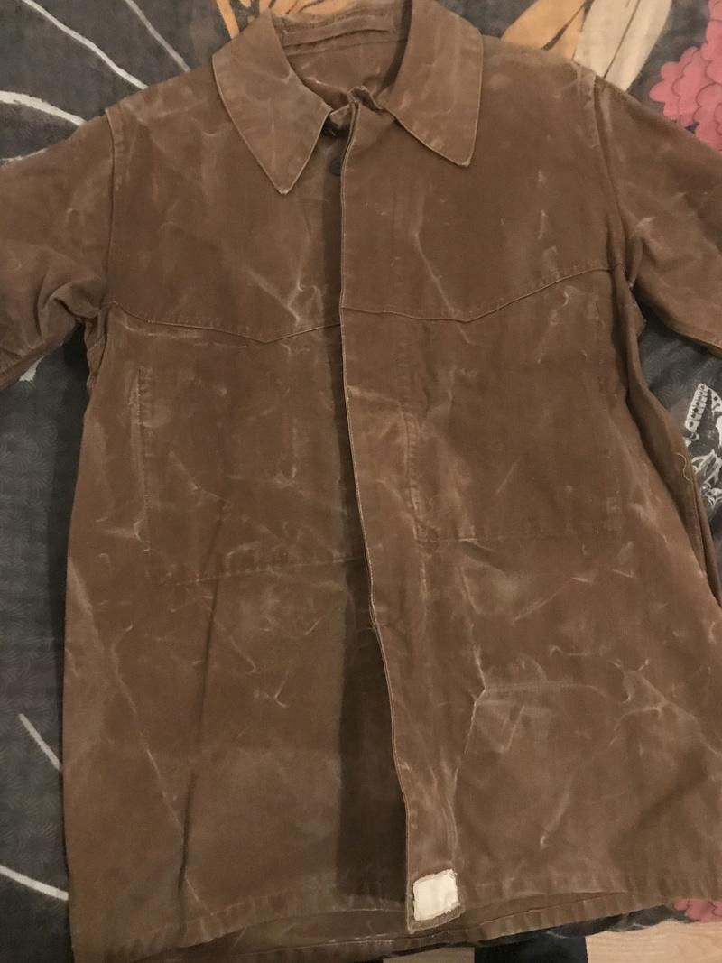 Canadienne + veste et pantalon  9c5d3510
