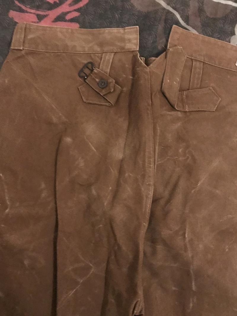 Canadienne + veste et pantalon  A5b3a510