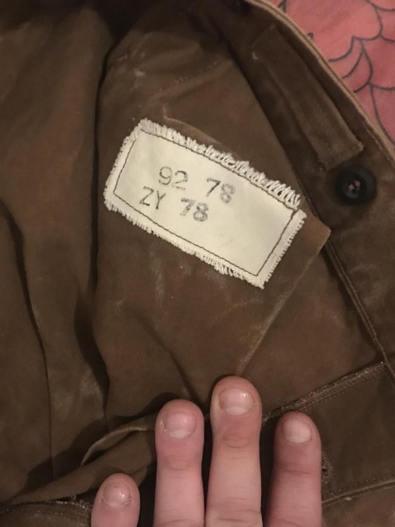 Canadienne + veste et pantalon  Aba7df10