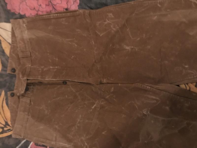 Canadienne + veste et pantalon  C94d4c10