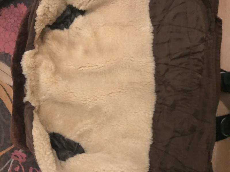 Canadienne + veste et pantalon  Db4ab310