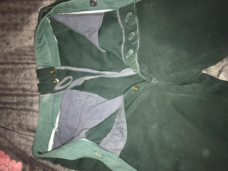 Pantalon type allemand F5b06010
