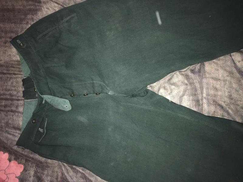 Pantalon type allemand Fe96bc10