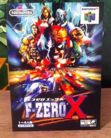 Collection de Tsubasa1987 (Jeux Japonais uniquement) F_zero10