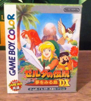 Collection de Tsubasa1987 (Jeux Japonais uniquement) Zelda_12