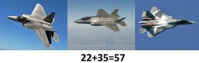 مقاتله Sukhoi T-50 PAK FA سيتغير اسمها الى Su-57  - صفحة 2 22405511