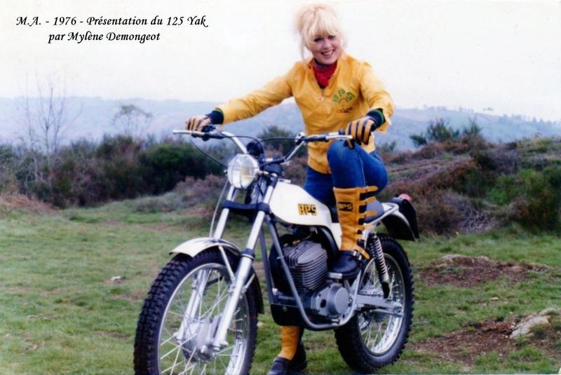 Au féminin.... 1976-410