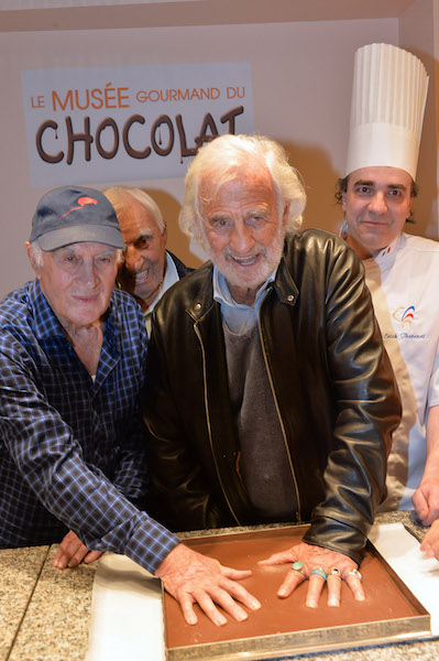 Jean-Paul Belmondo.... Choco10