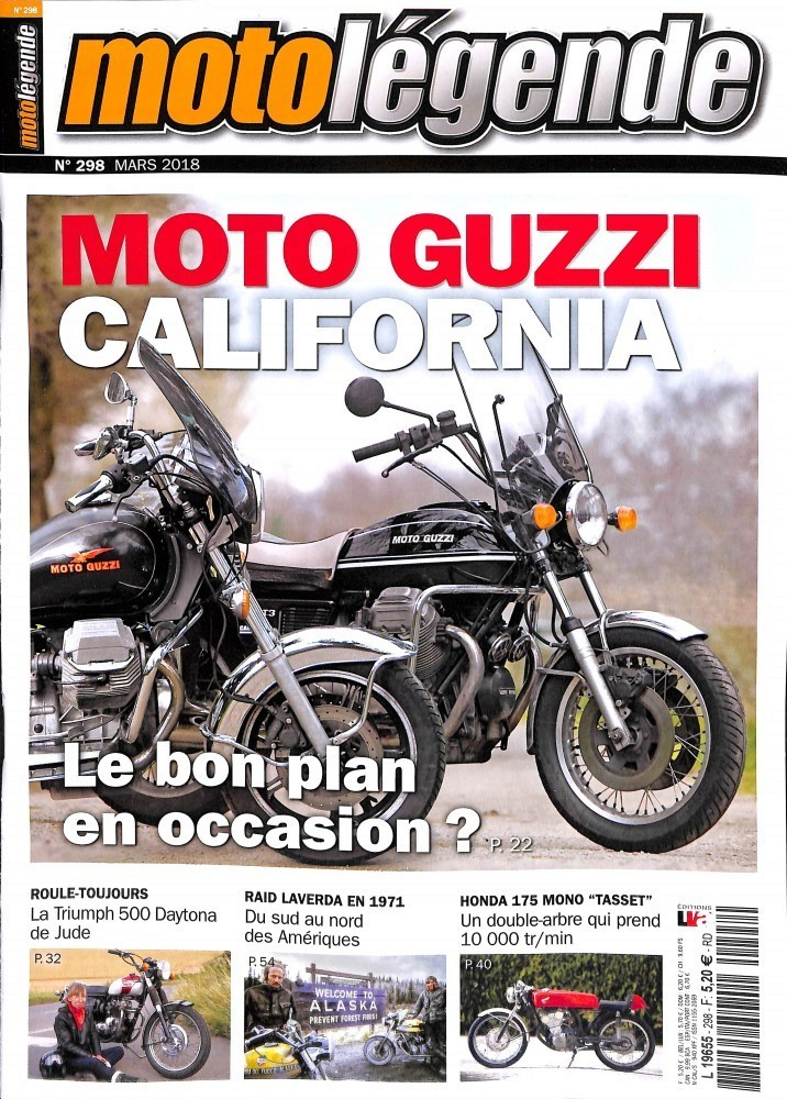 Moto Légende en California mais pas que.... Ml12