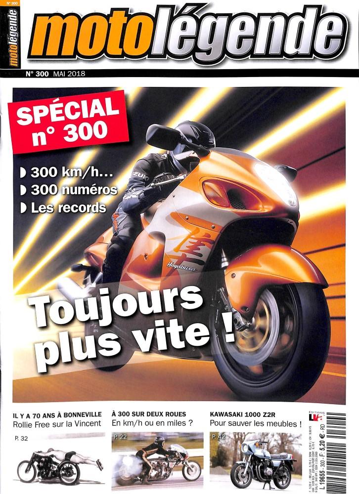Moto légende 300.... Ml30010