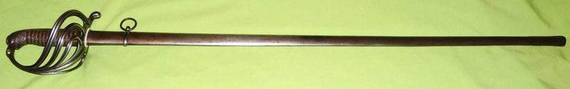 Un sabre de l'Armée d'Afrique P1170423
