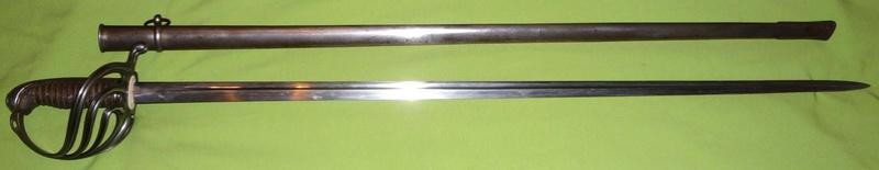 Un sabre de l'Armée d'Afrique P1170424