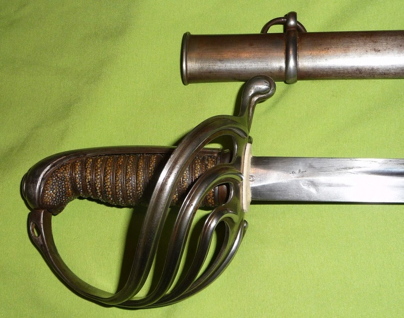 Un sabre de l'Armée d'Afrique P1170425