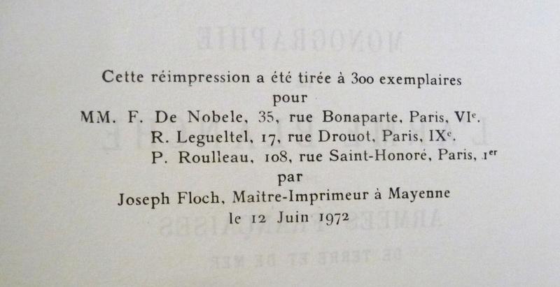 Livre sur les sabres de M. Bottet P1170825