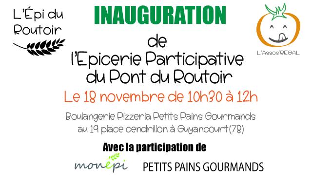 Inauguration Epi du Routoir à Guyancourt Epirou10